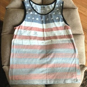 Hang Ten Tank Top Large